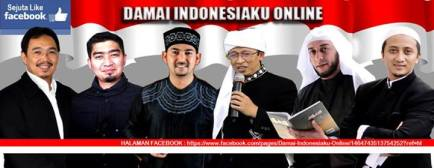 Damai Indonesiaku Online