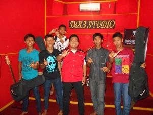 PLEGMATIS, Grup Band Dari Teluk Kuantan, Kab.Kuantan Singingi, Riau