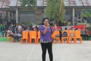 Peserta Lomba Seni Musik-Seni Suara dari SMAN 1 Sentajo Raya Kabupaten Kuantan Singingi -  Provinsi Riau (9)