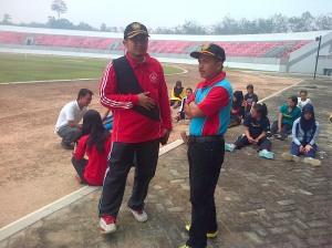Tim Calon Paskibraka (CAPASKA) SMAN 2 Teluk Kuantan - SMAN 1 Sentajo Raya         Kabupaten Kuantan Singingi - Riau 3