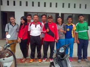 Tim Calon Paskibraka (CAPASKA) SMAN 2 Teluk Kuantan - SMAN 1 Sentajo Raya         Kabupaten Kuantan Singingi - Riau