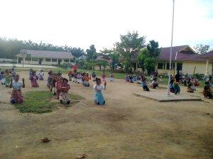 "Proses Tari ""Cahaya Ilahi"" Tari Masal Pembukaan MTQ ke 13 Kabupaten Kuantan Singingi (3) 2"