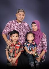 SMS Ramadhan 2014 , Ronaldo Rozalino, Yeyen Febrina, Violino Ridho Putra, Cello Yenroza Putra
