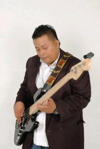 Harry Toledo Bass Player Putra Teluk Kuantan Kab. Kuansing (Riau)