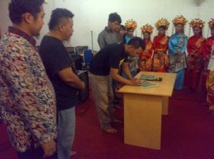IBF - Indonesian Bass Family, Pelantikan IBF Korwil Kuansing 11