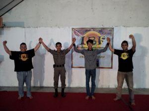 IBF - Indonesian Bass Family, Pelantikan IBF Korwil Kuansing 13