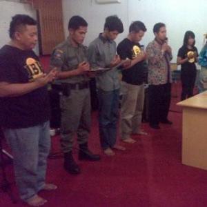 IBF - Indonesian Bass Family, Pelantikan IBF Korwil Kuansing 7