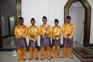 SMAN 1 Sentajo Raya Juara 1 Nasyid Festival Masjid Agung 2014 Kab.Kuantan Singingi