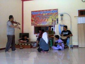 Sanggar Seni Kuantan Mekar (SSKM) di Kota Teluk Kuantan kab. Kuantan Singingi - Riau (1)