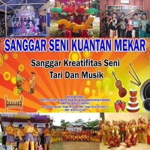 Sanggar Seni Kuantan Mekar (SSKM) di Kota Teluk Kuantan kab. Kuantan Singingi - Riau (2)