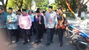 Ikatan Keluarga Tanah Datar, IKTD Menghadiri Pagaruyuang Fair 2015 Batu Sangkar Sumatera Barat