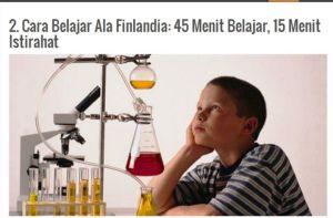 Pendidikan di Finlandia3